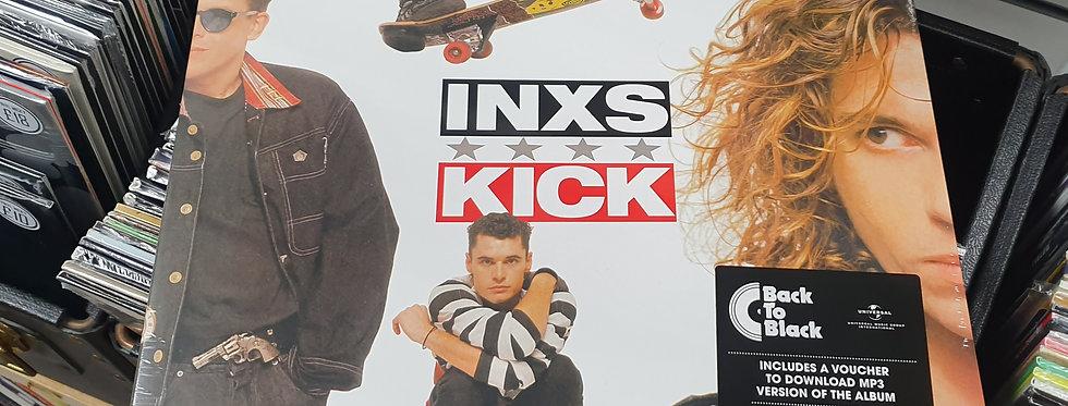 INXS Kick Vinyl Album