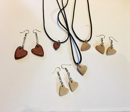 Necklace & Earring Jewellery Sets
