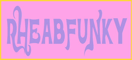 logo rheabfunky