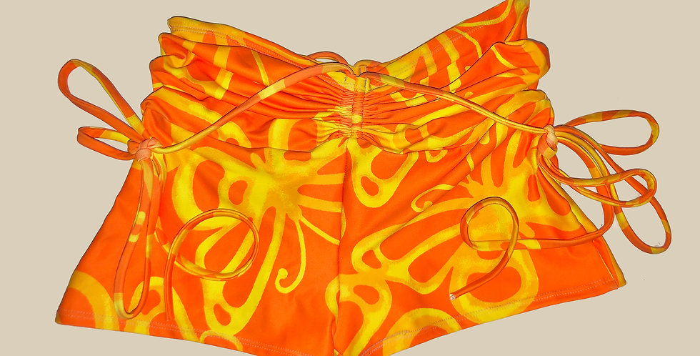 Butterfly Babe Hotpant