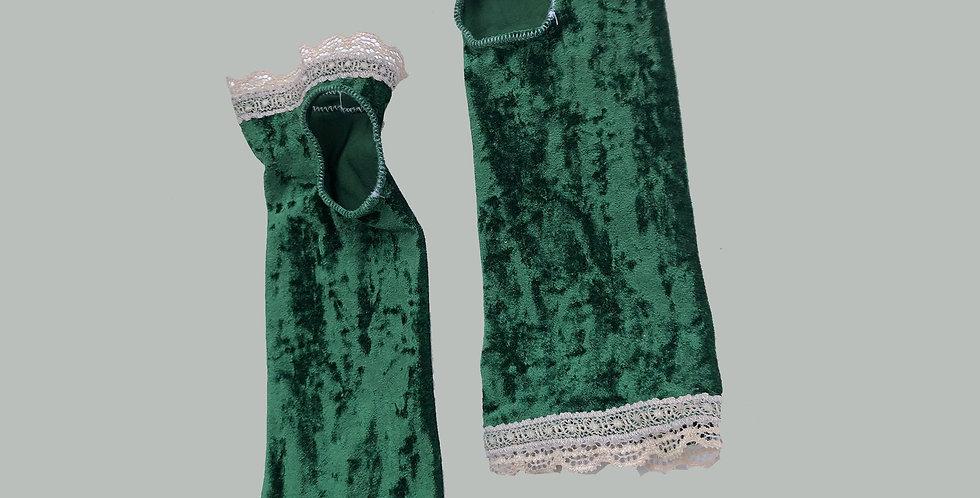 Emerald mountain cuffs