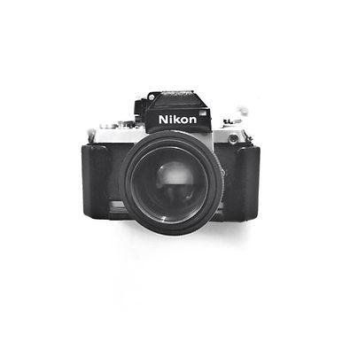 Nikon F2 SLR