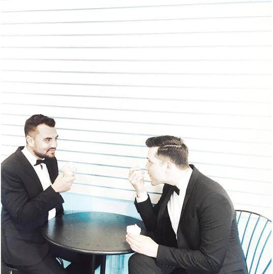Alex and Conor