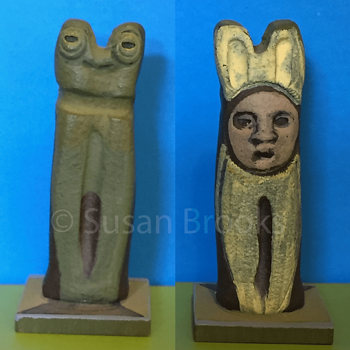 Object of Desire and Mirth 653 | sculpture | Susan Brooks