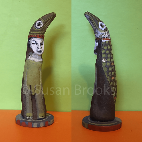 Object of Desire and Mirth 648 | sculpture | Susan Brooks