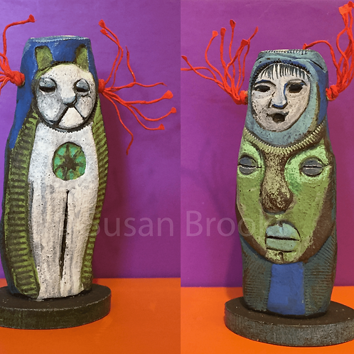 Object of Desire and Mirth 640 | sculpture | Susan Brooks