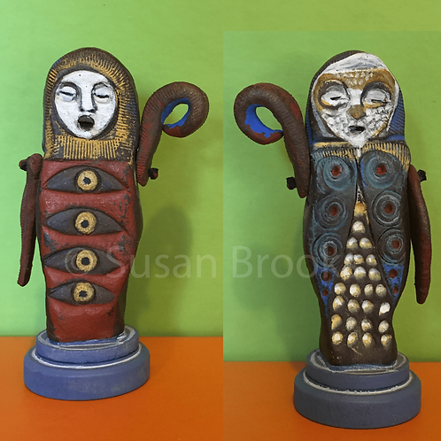 Object of Desire and Mirth 667 | sculpture | Susan Brook