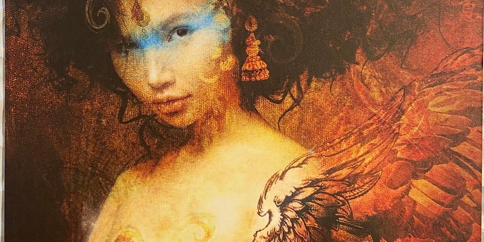 Goddess Gathering: Benzai-Ten, Beauty