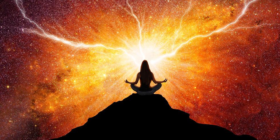 Meditation Meet-ups--LIVE via ZOOM