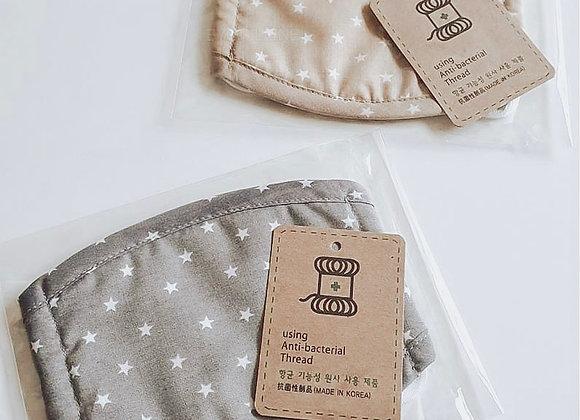 Anti-bacterial Thread Star Mask