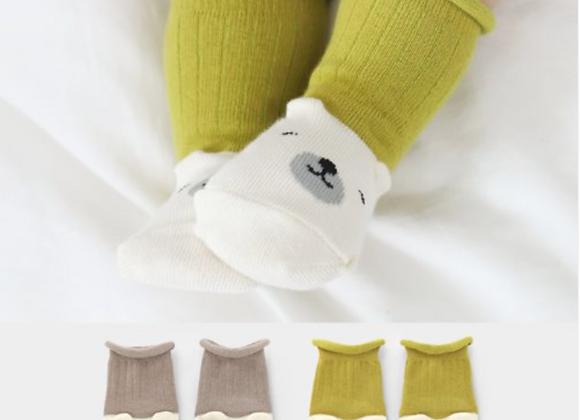 Polar Bear (Socks)