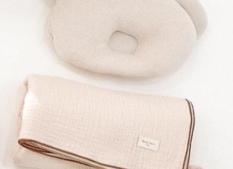 Baby Blanket & Pillow Set
