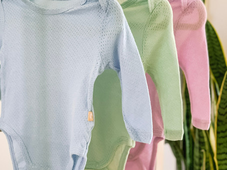 Dressing Babies For Summer: Why we love this summer tech outfit.
