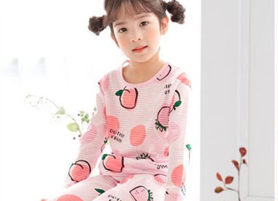 Dotted Fruits Playwear