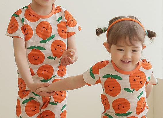 Tangerine Loungewear