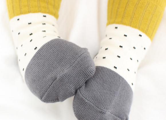 Three Toned Socks