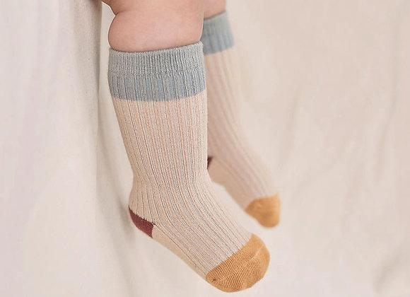 Autumn Knee Socks (1 Pair)