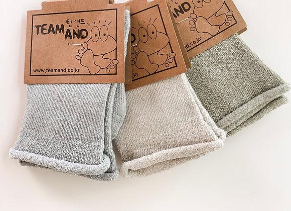 Spring Pearl Sparkle Socks (3 pairs)
