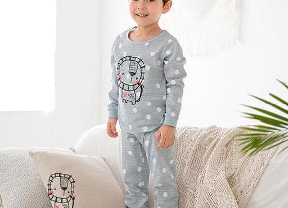 Dot Dot Lion Playwear