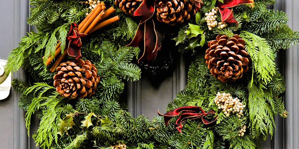 Christmas Wreath Sale