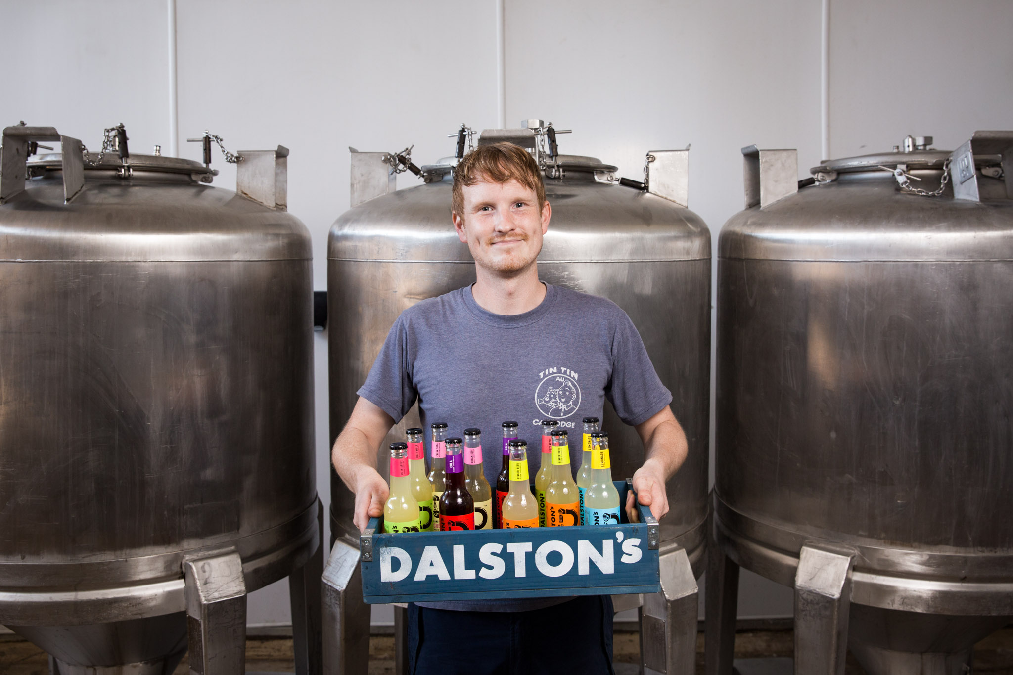 Dalston Cola