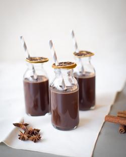 Radio Mulled Wine Hot Chocolate