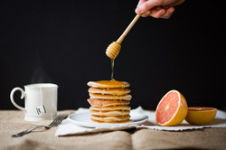 We Are Tea Pancake Breakfast