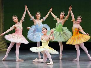 明日4/25はバレエコンサート&SPEEDダンス!