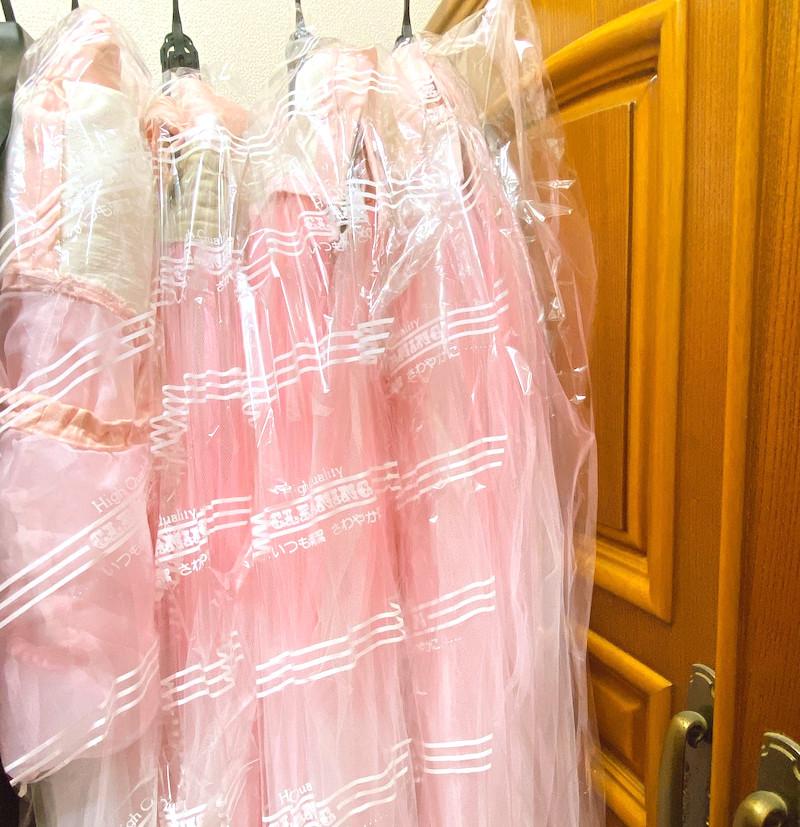 流山文化会館のバレエ発表会の衣装