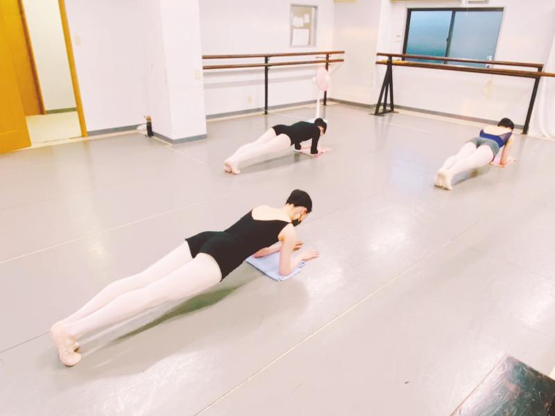 バレエのための身体づくり