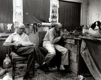 two ward brothers lem   & steve 1960 sco