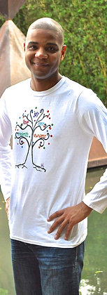 Joy Tree T-Shirt Long-Sleeve X-Large