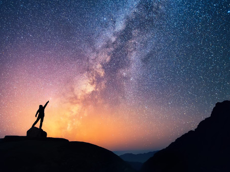 蠍座で新月☆自分の信じる道へ