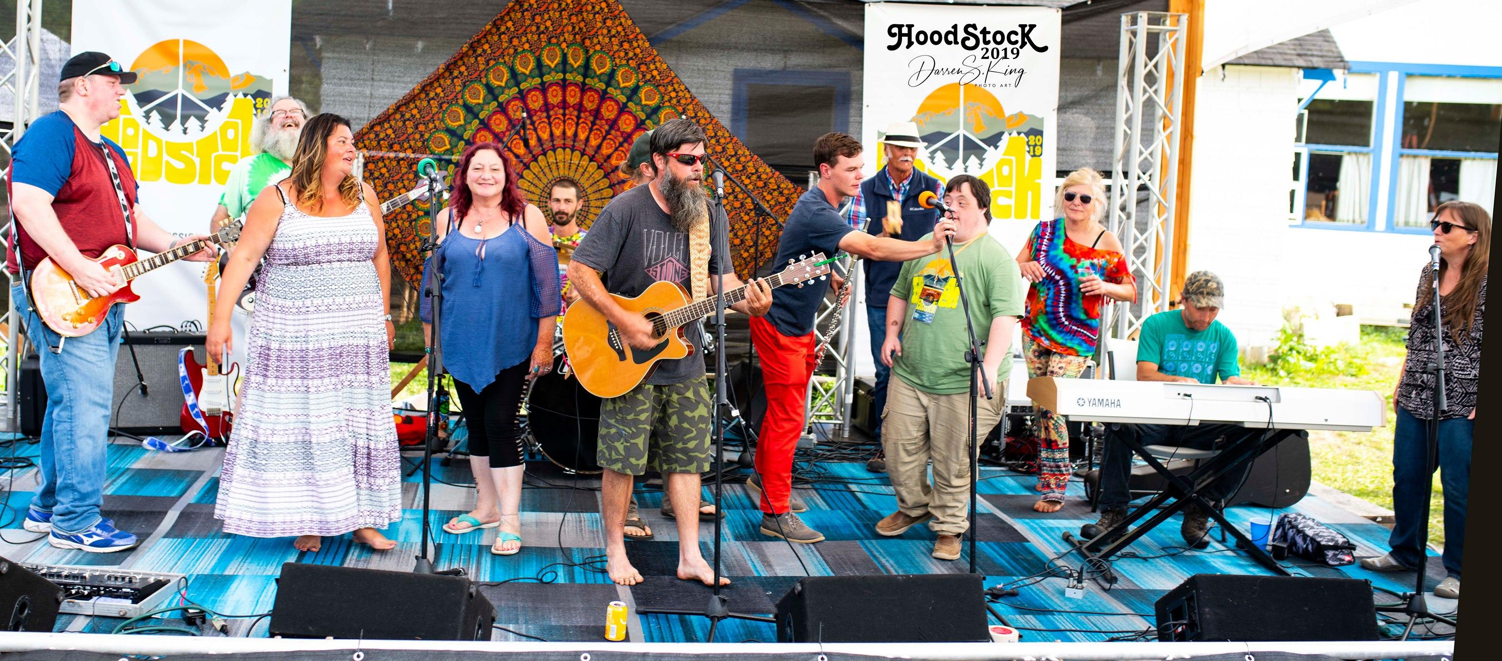 All Stars - Hoodstock