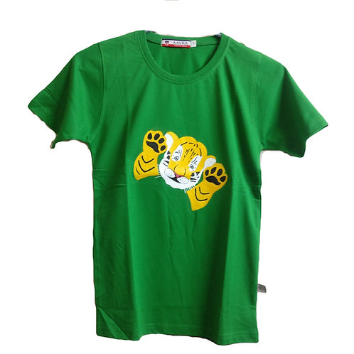 Tiger Cub Painted T-Shirt