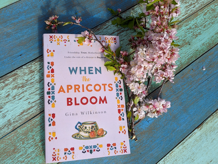 Hachette to publish When the Apricots Bloom Down Under!