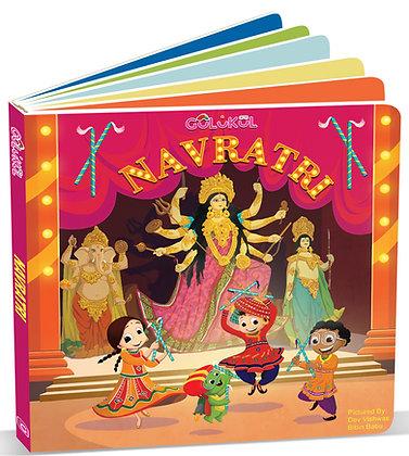 Navratri Dandiya board book