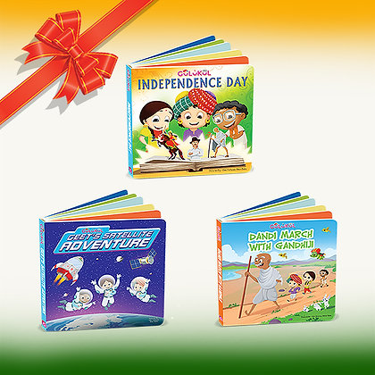 Independence Day Special Board book Pack