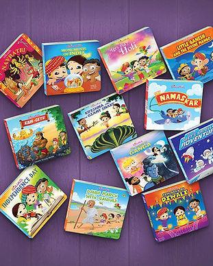 board books gulukul hindu indian culture