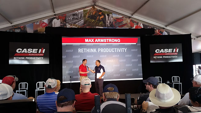 Farm Progress Max Armstrong