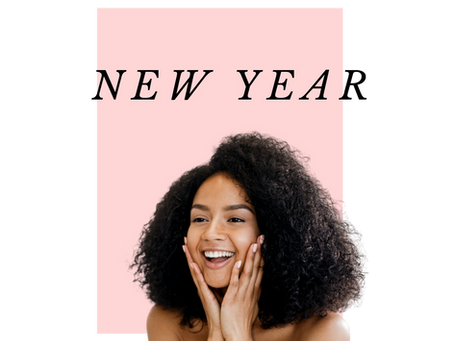 New Year Goals!