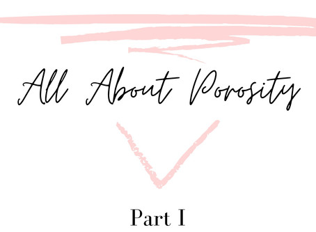 All About Hair Porosity Part I