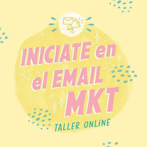 Iniciate en Email Marketing