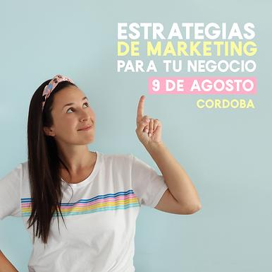 Estrategias de Marketing para potenciar tu negocio.