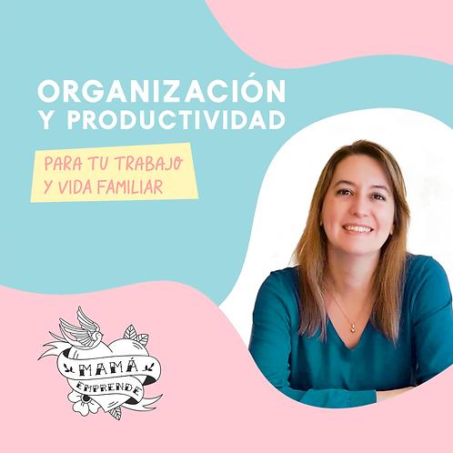 Organización y productividad
