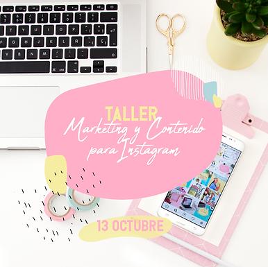 Marketing Digital y Contenido para Instagram (1)