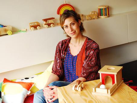 Mamás que Inspiran, Denise de Toco Madera.
