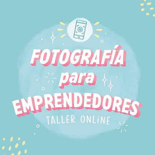 Fotografía para Emprendedores