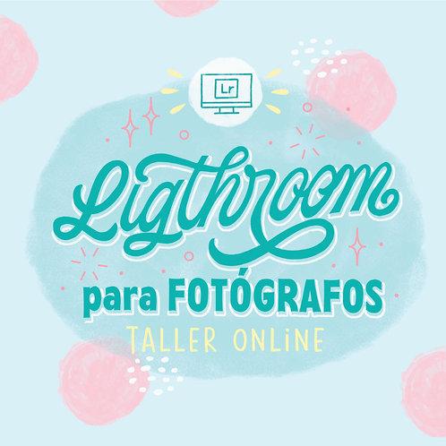 Edición fotográfica con Lightroom