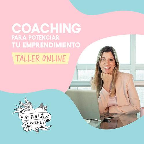 Coaching para potenciar tu Emprendimiento